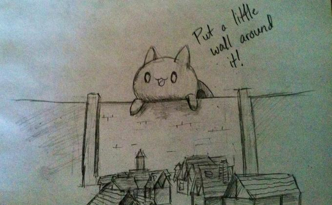 Attack on Catbug