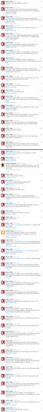 Phil Fish Tweets