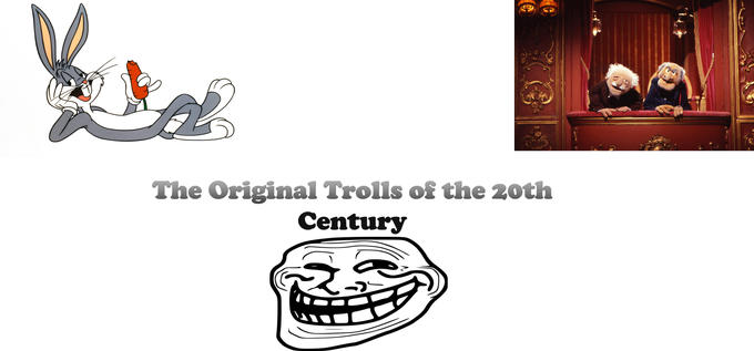 They were troll people before it was cool!