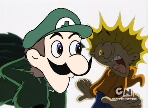 Numbuh 4 and Weegee