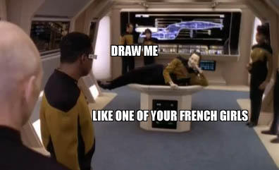 Draw Me Data
