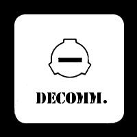 decommisioned symbol