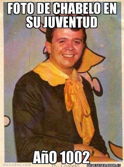 Young Chabelo