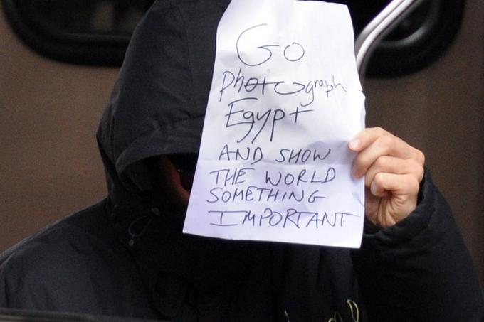 Benedict Cumberbatch Has An Awesome Message For The Paparazzi