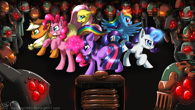 My Little Pony: Rise of the Clockwork Stallions