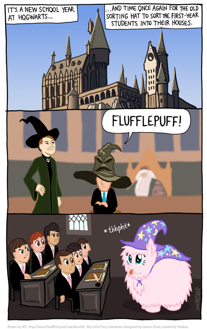 New School Year at Hogwarts