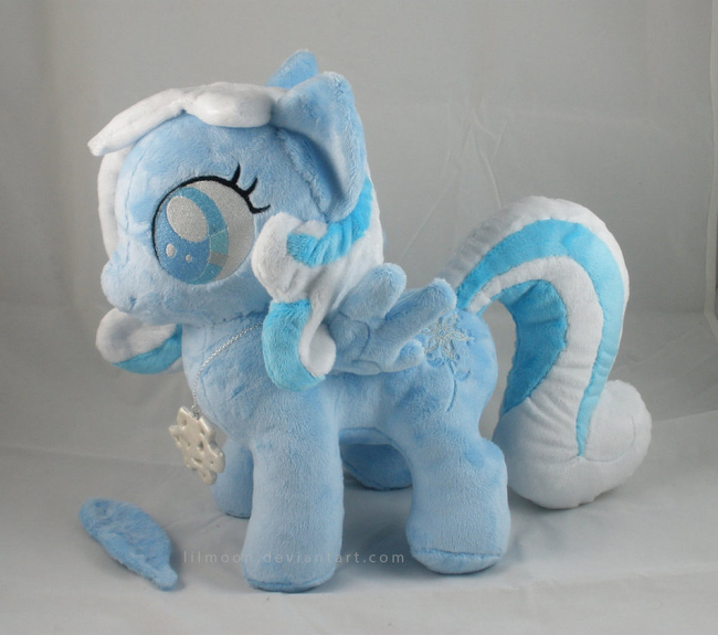 Snowdrop Plushie (Vision not included)