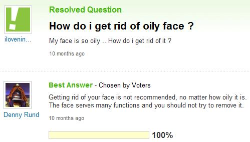 Remove Face