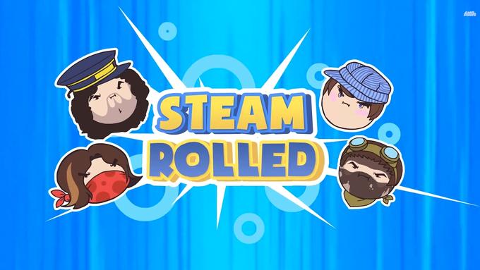 Steam Rolled (4-Player Versus)