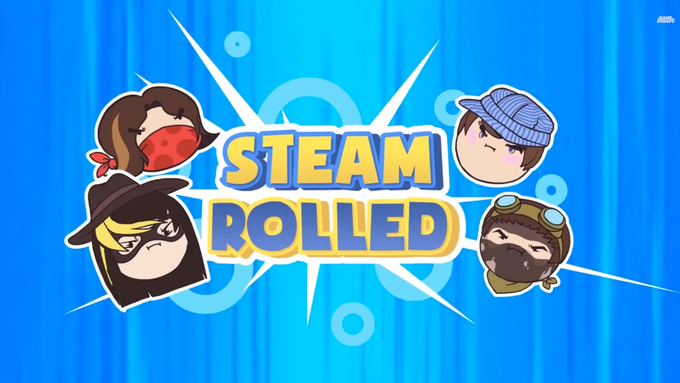 Steam Rolled (With Suzy)