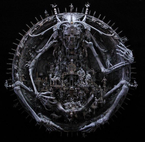 "scp 264 ""Skeleton Temple"""