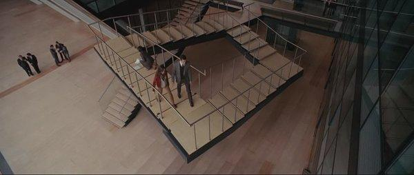 endless stair case from inception