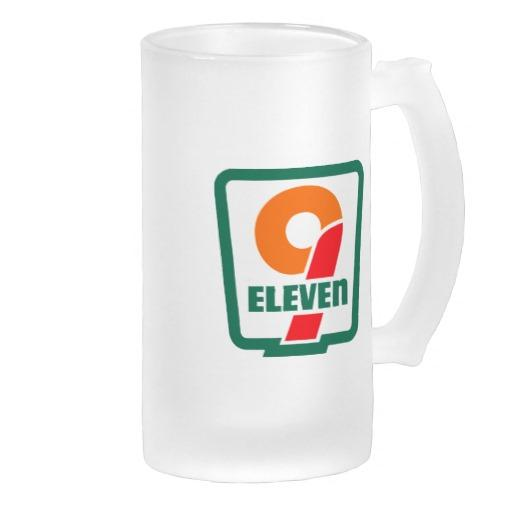 9 Eleven Mug