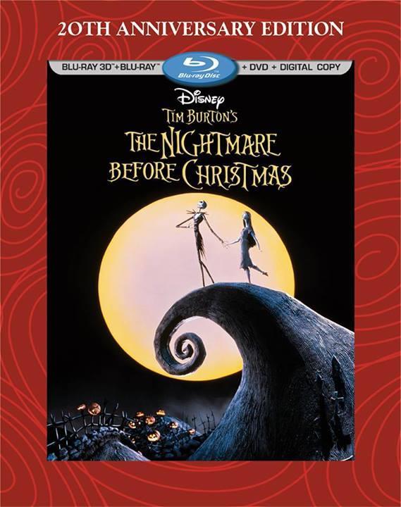 Tim Burton's The Nightmare Before Christmas 20th Anniversary Edition