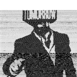 Spectrogram picture