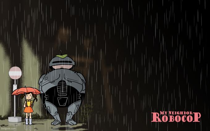 My Neighbor Robocop