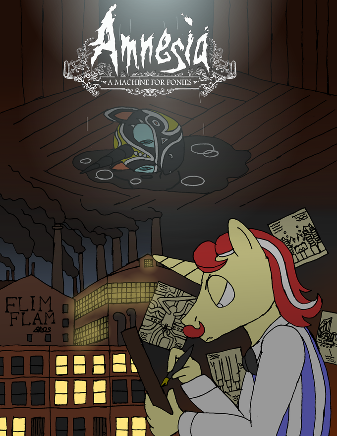 Amnesia: A machine for ponies