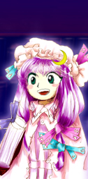 Patchouli with a Hina Face