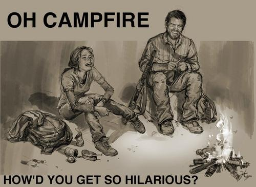 Oh, Campfire.