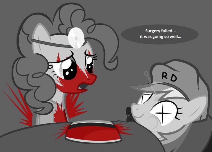 Surgery Failed...