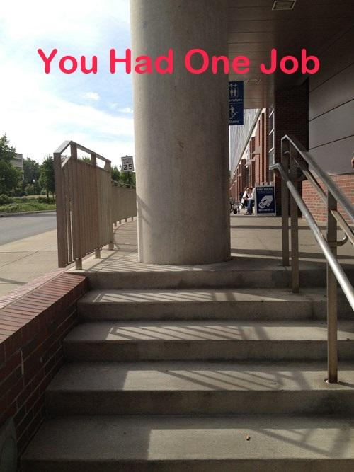 You Had One Job | You Had One Job | Know Your Meme