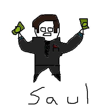 Breekin Baad - Saul