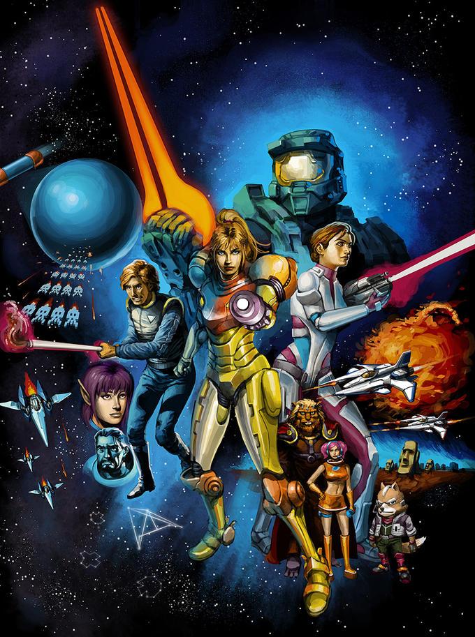 Video Game Star Wars