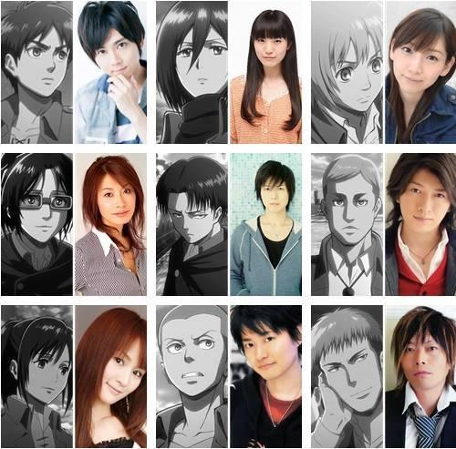 Voice actors (when you see it...)