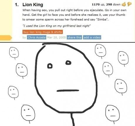 """The Adult """"Lion King"""""""