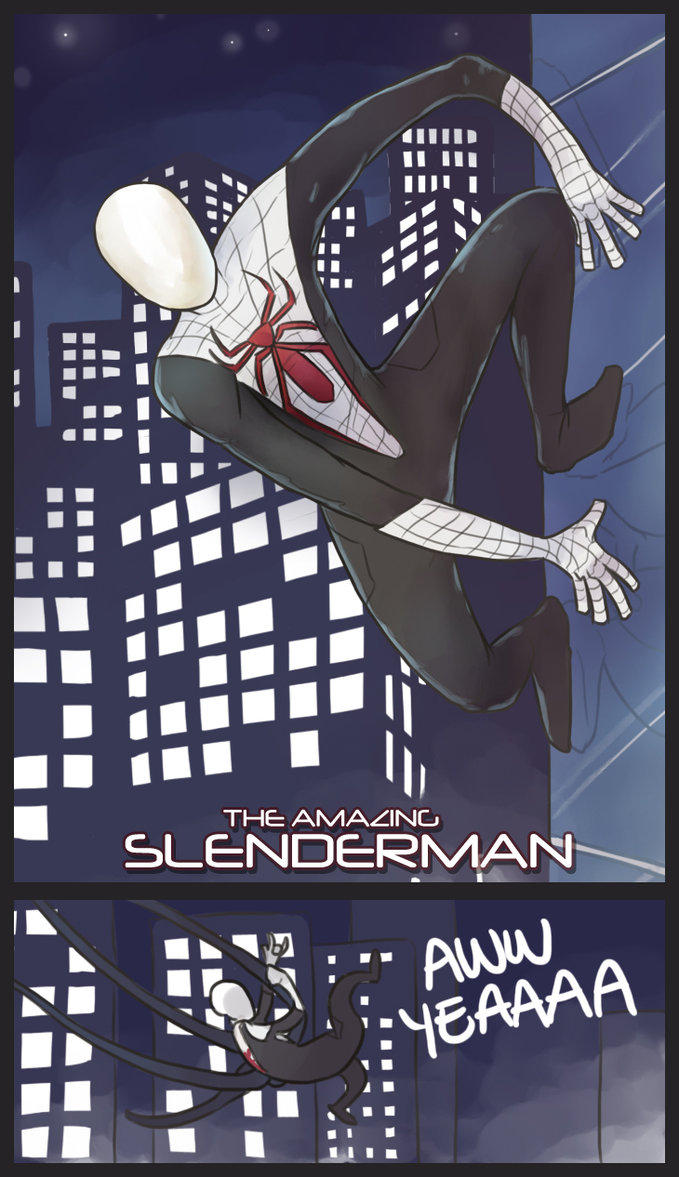 The Amazing Slenderman