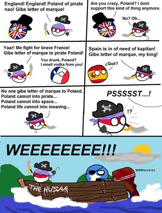 Poland can into pirates! Part 1