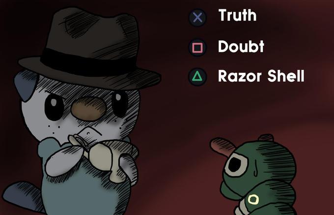 Detective Oshawott