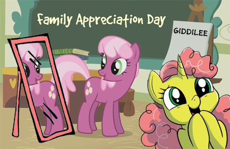 Family Appreciation Day: Giddilee