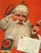 santa the smoker