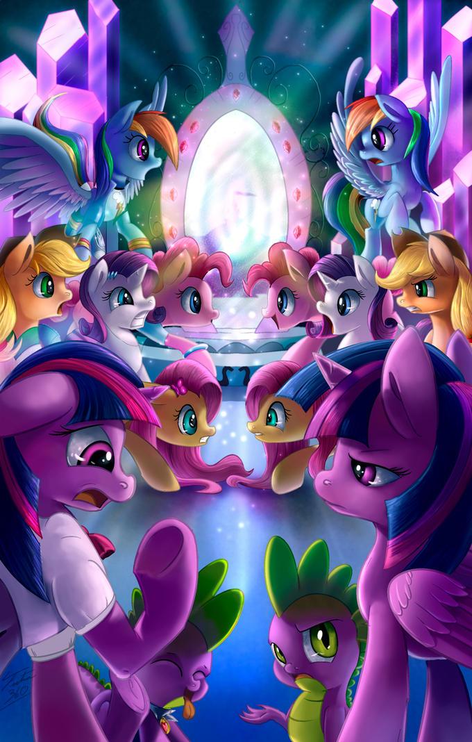 Equestria Girls In Equestria