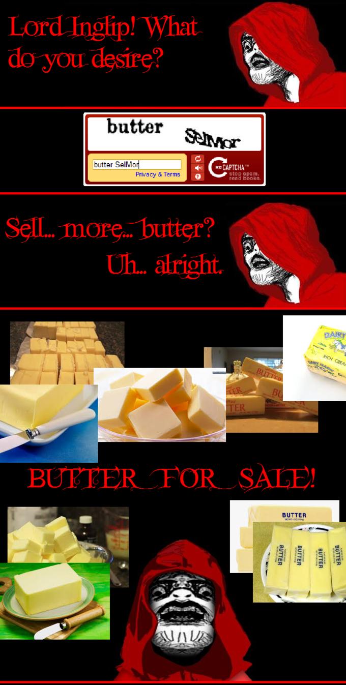 Butter SelMor