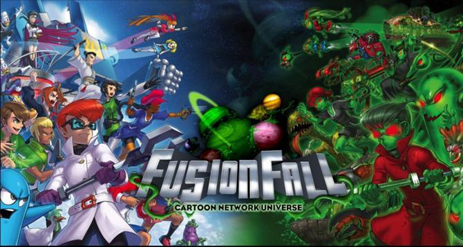 Anyone Remember Fusionfall? 'Cause I certainly do!