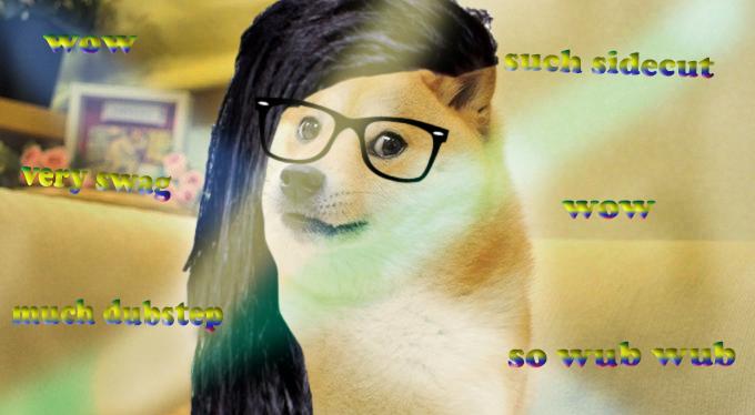 Skrillex Doge Wow