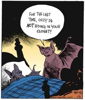 A Bat's Nightmare