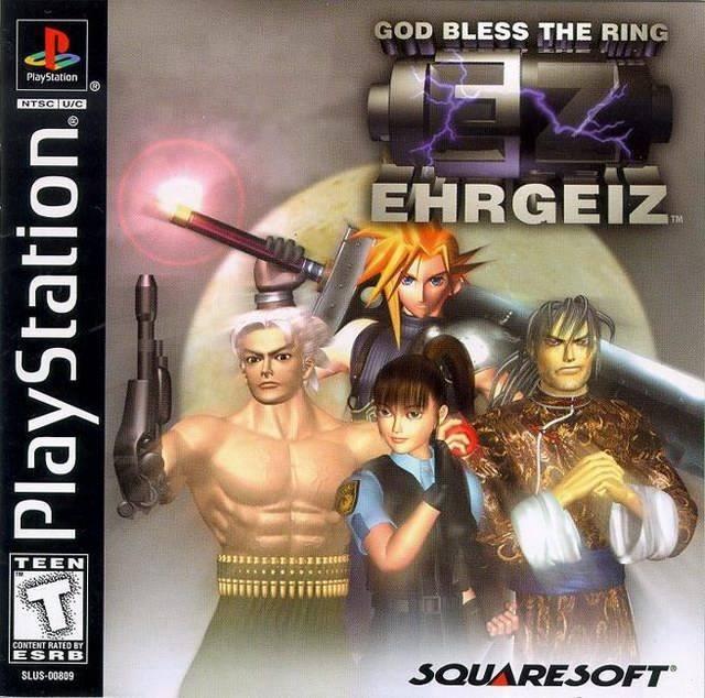 Ehrgeiz: God Bless The Ring