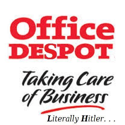 Office depot stationary