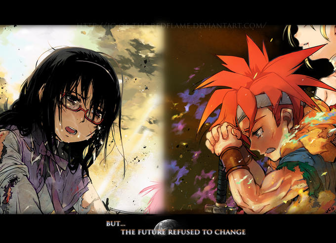But the future refused to change