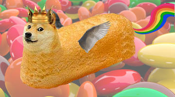 Twinky good. Much yum.