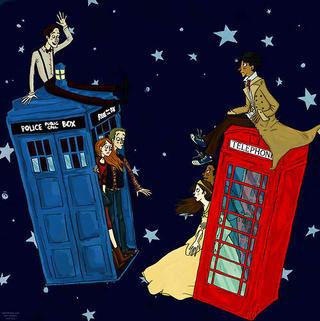 Doctor meets Inspector