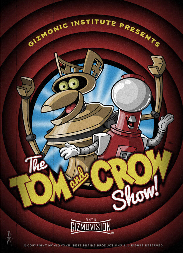The Tom and Crow Show