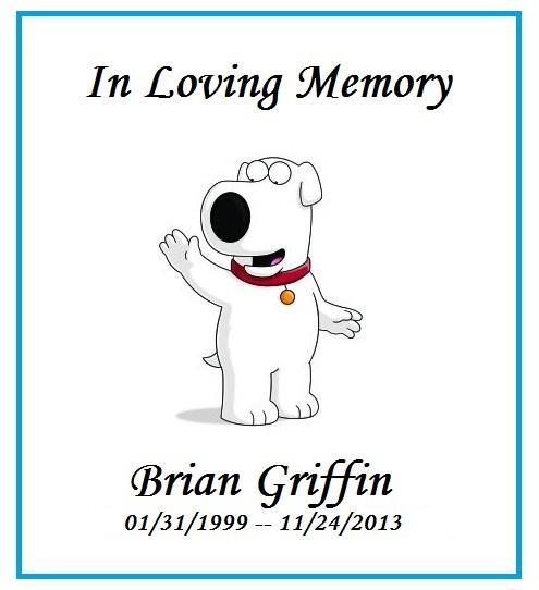 Brian is Dead