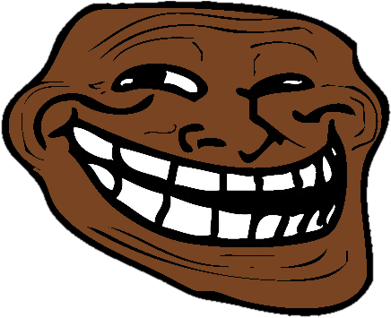 Trollface/Coolface/Problem?