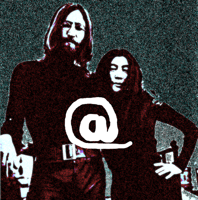 At Yoko and John