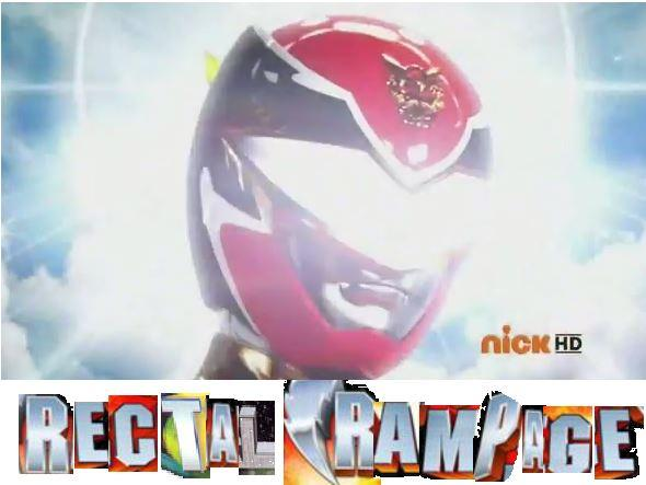 Mighty Morphin Power Rangers: Rectal Rampage