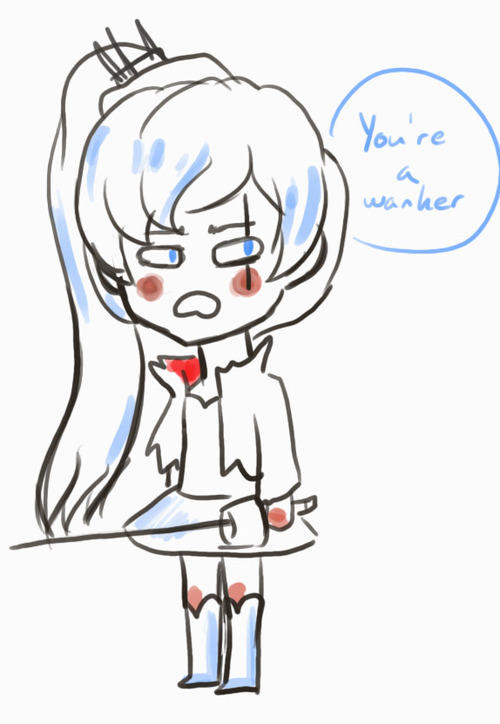 Weiss actually half-british.